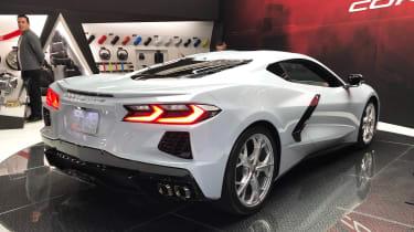 Chevrolet Corvette - Los Angeles rear