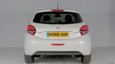 Used Peugeot 208 - full rear