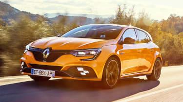 Renault Megane R.S. - front