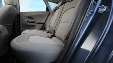 Kia Cee'd Sportwagon rear seats