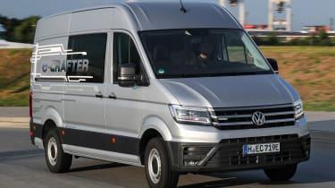 Volkswagen e-Crafter header