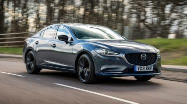 Mazda 6 Kuro Edition - front action