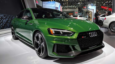Audi RS 5 Sportback - New York front