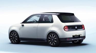 Honda e Prototype - rear