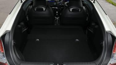 Honda CR-Z boot