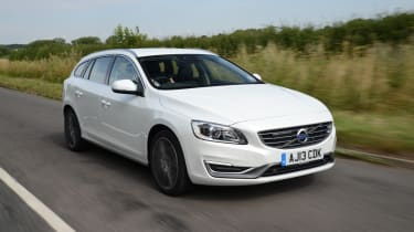 The new Volvo V60 takes the fight to premium rivals like the BMW 3-Series Touring and Audi A4 Avant.
