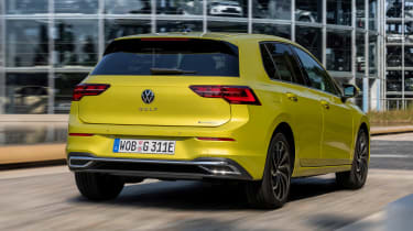 Volkswagen Golf eHybrid rear