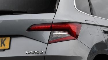 Skoda Karoq - rearlight