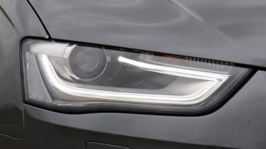 Audi A4 Avant headlight