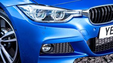 BMW 3 Series Touring - exterior detail