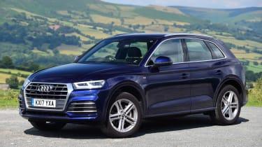Audi Q5 - front static
