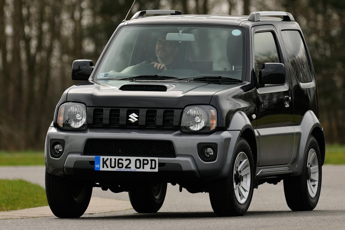 Suzuki Jimny 1998 2018 Review Auto Express