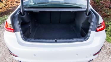 BMW 320d - boot