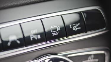 Mercedes GLC 250 - interior detail