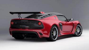 Lotus Exige Final Edition - 430 Cup rear
