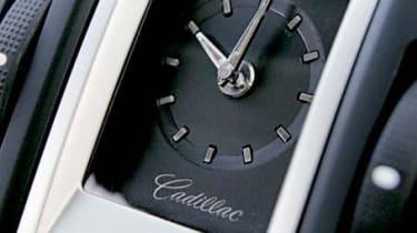 Cadillac BLS clock