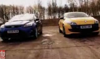 Superchips Renaultsport Mégane Video