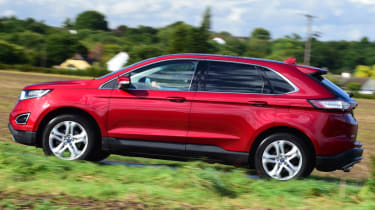 Ford Edge long term - third report side