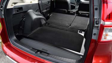 Honda CR-V long-termer boot