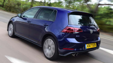 Volkswagen Golf GTE - rear