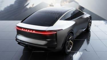Nissan IM concept - rear static