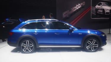 Audi A4 Allroad 2016 - profile show