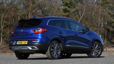 Renault Kadjar S Edition - rear static
