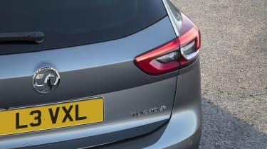 Vauxhall Insignia Sports Tourer 2017 - rear detail