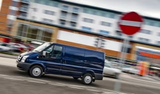 Ford Transit left side