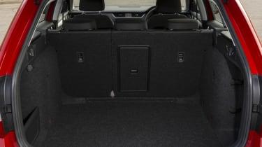 Skoda Octavia Estate 2017 facelift luggage