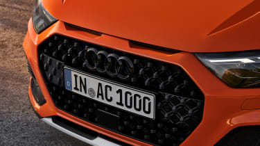 Audi A1 Citycarver - grille