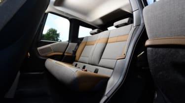 Used BMW i3 - rear seats