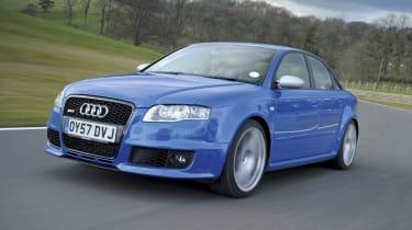 Audi front
