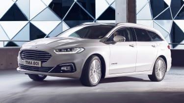 Ford Mondeo Estate Hybrid - front