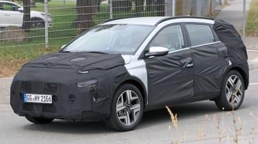 Hyundai Bayon - spy