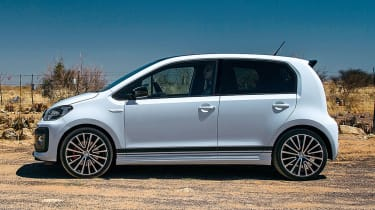 Volkswagen up! GTI - side static