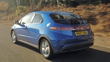 Honda rear