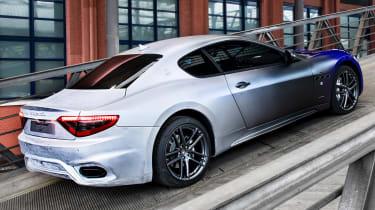 Maserati GranTurismo Zeda - rear 3/4 static