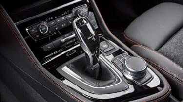 BMW 2 Series Active Tourer transmission