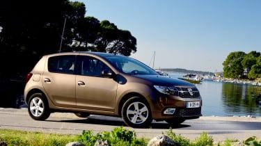Dacia Sandero 2017 facelift static