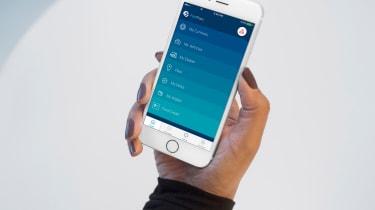 FordPass app dashboard