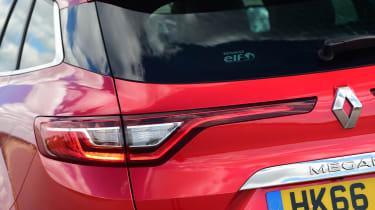 Renault Megane Sport Tourer - rear light