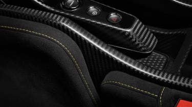 McLaren Senna Carbon Theme - carbon fibre