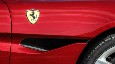 Ferrari Portofino - aero