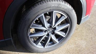 Mazda CX-5 - wheel