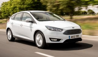 Ford Focus - front