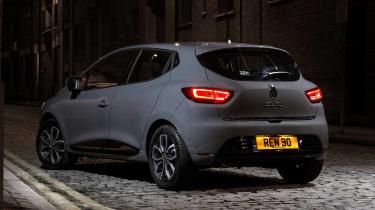 Renault Clio Urban Nav - rear static