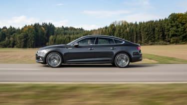 Audi A5 Sportback - side