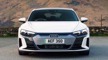 Audi e-tron GT - full front static