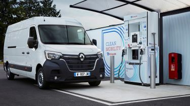 Renault Master ZE Hydrogen